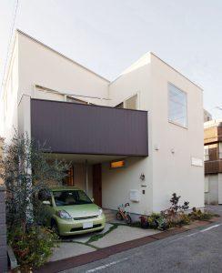 2階建て注文住宅
