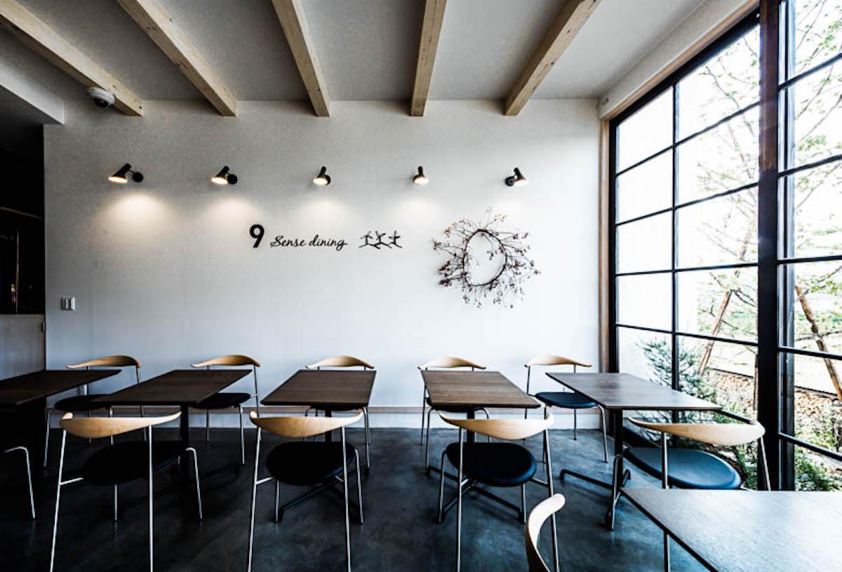 カフェレストランインテリアデザイン