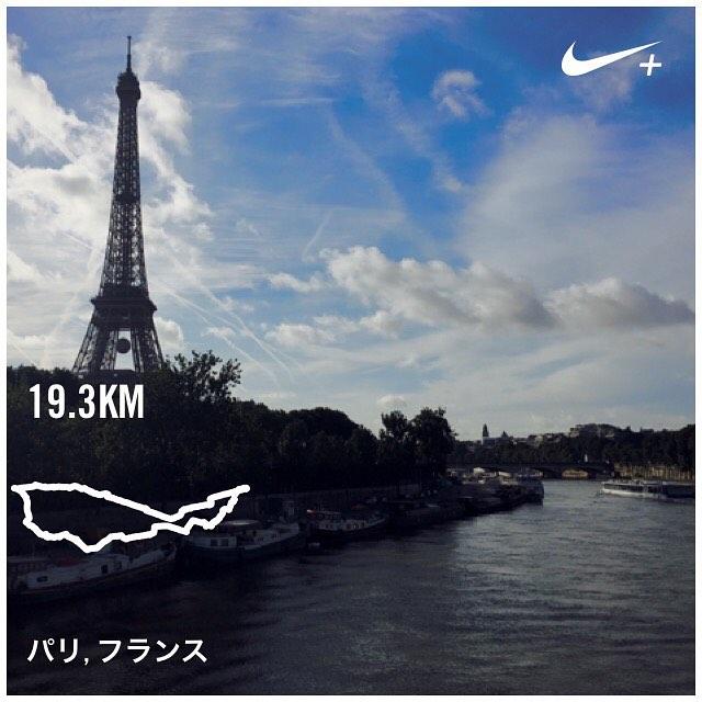 旅run!   Paris