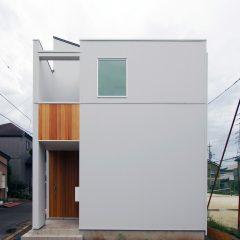 house-tky 松戸の狭小ローコスト住宅