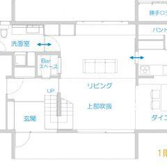 bar-house:間取り図