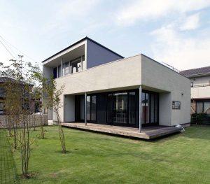 建築家東京|デザイン注文住宅群馬前橋事例