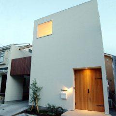神奈川の狭小ローコスト住宅