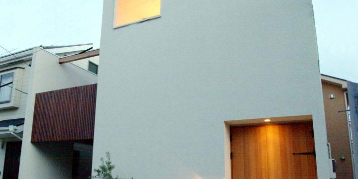 house-f:海を望む家