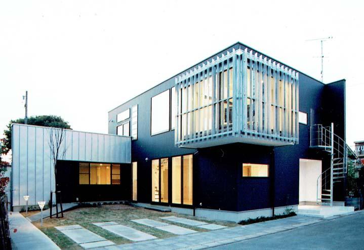 建築家・設計事務所と建てる半分離型二世帯住宅