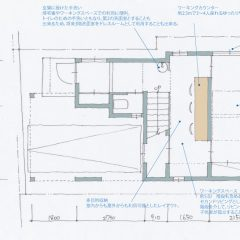 house-it:間取り図(目黒の3階建て住宅)