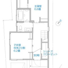 nobori-house :間取り図