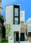 建築家と建てるデザイン3階建て住宅