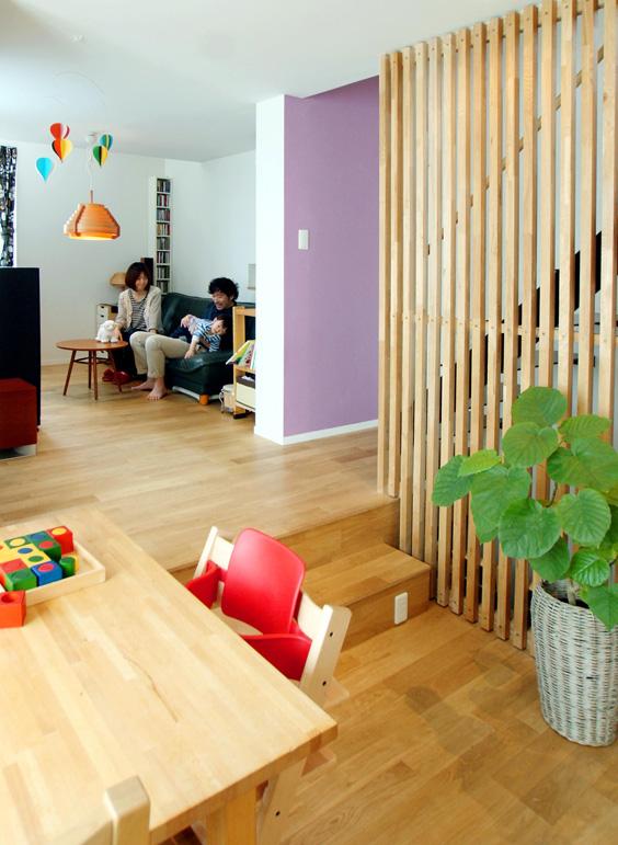 大田区の3階建て狭小注文住宅
