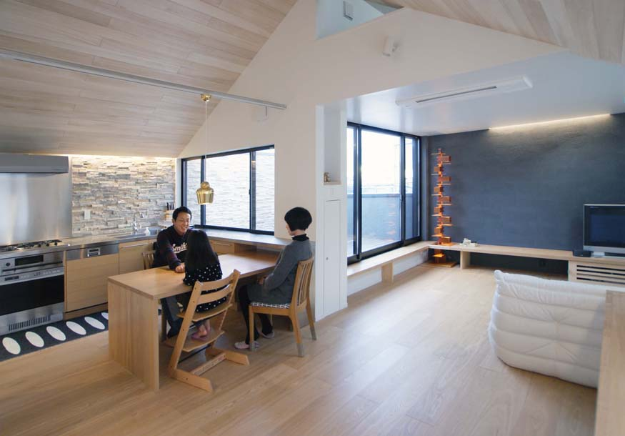 建築家・設計事務所と建てるデザイン注文住宅・東京神奈川