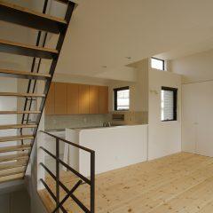 世田谷の2世帯住宅