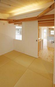 建築家と建てるデザイン注文住宅畳和室