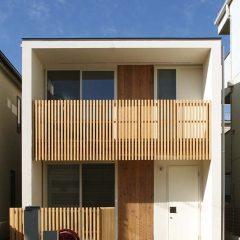 house-tng:練馬の木の家