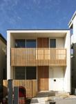 練馬のデザイン狭小住宅
