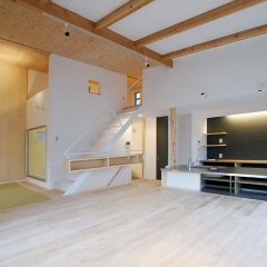 建築家と建てるさいたまのデザイン注文住宅