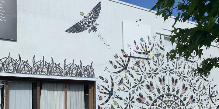 interior shop  wall art