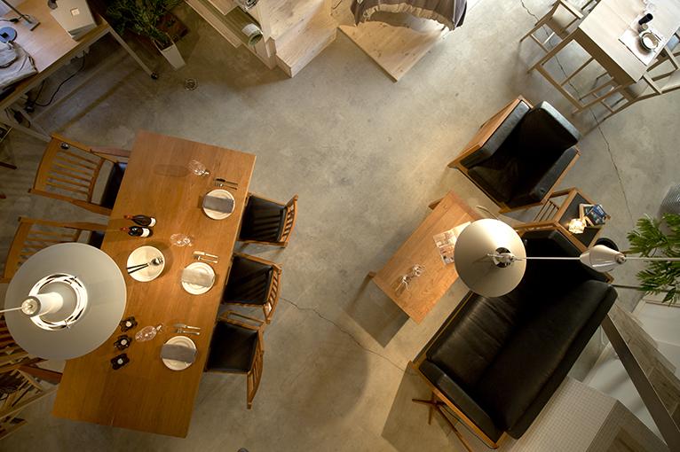 家具から始める家づくり