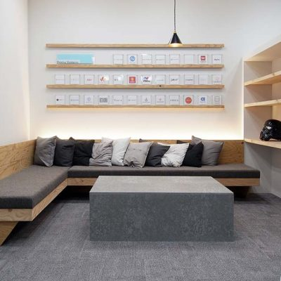 p-office interior
