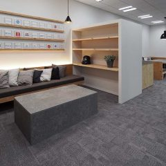 P-office  intrior-design