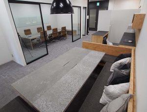 港区虎の門オフィスインテリアデザイン・リノベーション